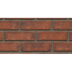 Heritage Collection Blockleys Heather Red 65mm Machine Made Stock Red Light Texture Brick