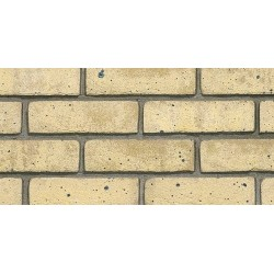 Heritage Collection Blockleys Saffron Yellow 65mm Machine Made Stock Buff Light Texture Brick