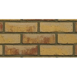 Heritage Collection Blockleys Sandstone Blend 65mm Machine Made Stock Buff Light Texture Brick