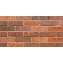 Clamp Range Furness Brick Chapel Blend Imperial 53mm Pressed Red Light Texture Clay Brick