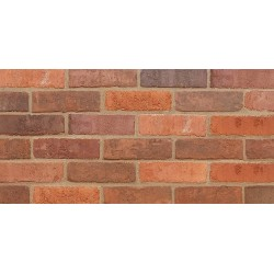 Clamp Range Furness Brick Chapel Blend Imperial 68mm Pressed Red Light Texture Clay Brick