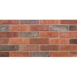 Clamp Range Furness Brick Ember Blend 73mm Pressed Red Light Texture Clay Brick