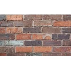 Clamp Range Furness Brick Ember Grey 65mm Pressed Red Light Texture Clay Brick