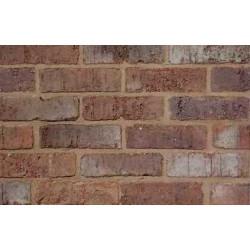 Clamp Range Furness Brick Grey Brown 65mm Pressed Grey Light Texture Clay Brick