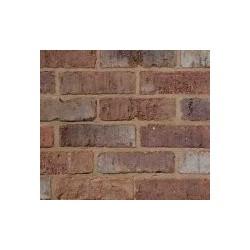 Clamp Range Furness Brick Grey Brown 73mm Pressed Grey Light Texture Clay Brick