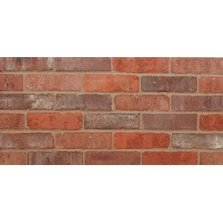 Clamp Range Furness Brick Mellow Russet 65mm Pressed Red Light Texture Clay Brick