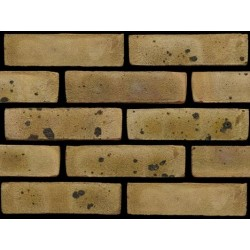 Ibstock Queensbury Yellow Multi 65mm Machine Made Stock Buff Light Texture Clay Brick