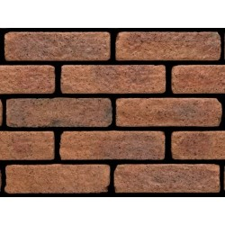 Ibstock Ainsdale Weathered 65mm Wirecut Extruded Red Smooth Brick