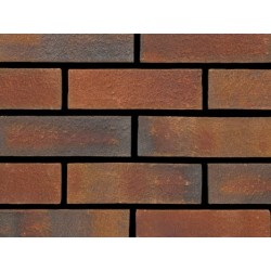 Ibstock Alderley Burgundy 65mm Wirecut Extruded Red Light Texture Clay Brick