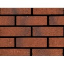 Ibstock Anglian Red Multi Rustic 65mm Wirecut Extruded Red Light Texture Clay Brick