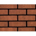 Ibstock Anglian Red Rustic 65mm Wirecut Extruded Red Light Texture Clay Brick