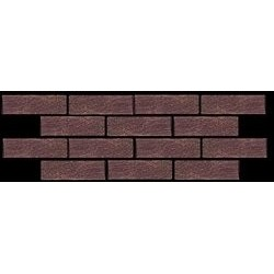 Ibstock Antique Brown Rustic 65mm Wirecut Extruded Brown Light Texture Clay Brick