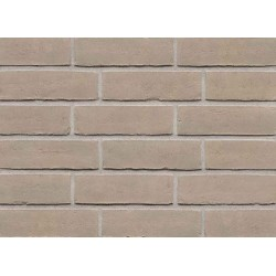 BEA Clay Products Sexton Ash Grey 65mm Waterstruck Slop Mould Grey Light Texture Brick