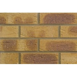Butterley Hanson Ashwell Yellow Multi 65mm Wirecut Extruded Buff Light Texture Clay Brick