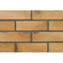 Butterley Hanson Beckton Yellow Multi 65mm Wirecut Extruded Buff Light Texture Clay Brick