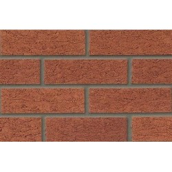 Butterley Hanson Cavendish Red Rustic 65mm Wirecut Extruded Red Heavy Texture Brick