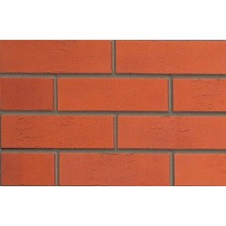 Butterley Hanson Charnwood Natural 65mm Wirecut Extruded Red Light Texture Brick