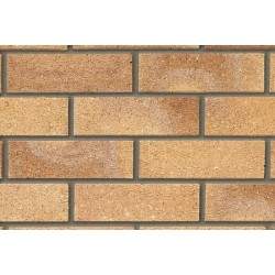 Butterley Hanson Countryside Straw Rustic 65mm Wirecut Extruded Buff Light Texture Brick
