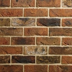Traditional Brick & Stone Birkdale Blend 65mm Machine Made Stock Red Light Texture Clay Brick