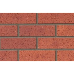 Butterley Hanson Harthill Red 65mm Wirecut Extruded Red Light Texture Brick