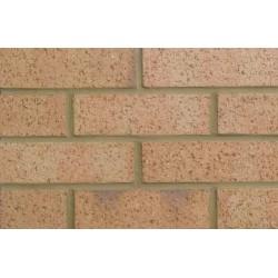 Butterley Hanson Ingleborough Buff Multi 65mm Wirecut Extruded Buff Light Texture Clay Brick