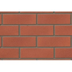 Butterley Hanson Kedleston Red Sandfaced 65mm Wirecut Extruded Red Light Texture Brick