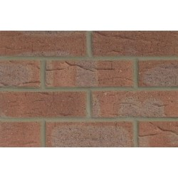 Butterley Hanson Kimbolton Red Multi 65mm Wirecut Extruded Red Light Texture Clay Brick