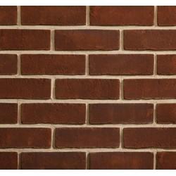 Traditional Brick & Stone Burgundy Red 65mm Machine Made Stock Red Light Texture Clay Brick