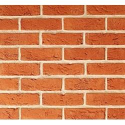 Traditional Brick & Stone Burnham Orange 65mm Machine Made Stock Red Light Texture Clay Brick