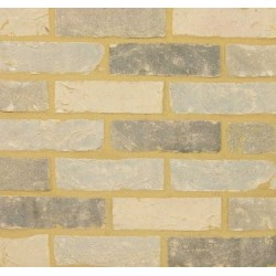 Gold Range BEA Clay Products Cambridge Dark Weathered 65mm Machine Made Stock Buff Light Texture Clay Brick