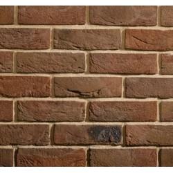 Traditional Brick & Stone Chiltern Blend 65mm Machine Made Stock Brown Light Texture Clay Brick