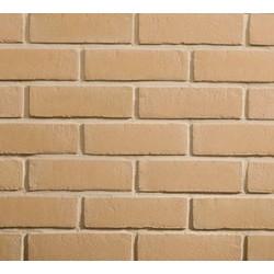 Traditional Brick & Stone Cromwell Buff 65mm Machine Made Stock Buff Light Texture Clay Brick